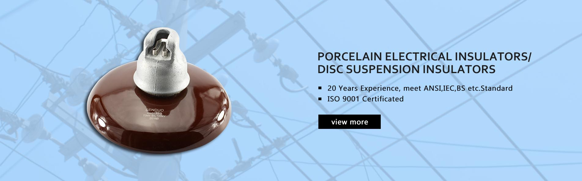 Porcelain Insulators-www.sdinsulator.com