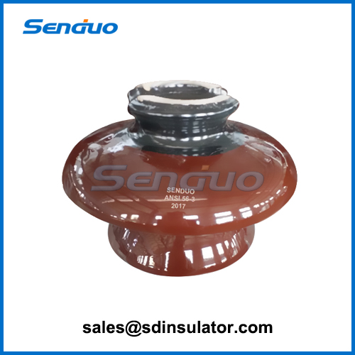 ANSI 56-3 Ceramic Pin Type Insulators