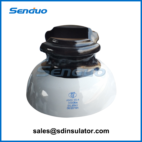 ANSI 55-4 11kV Ceramic Pin Insulator