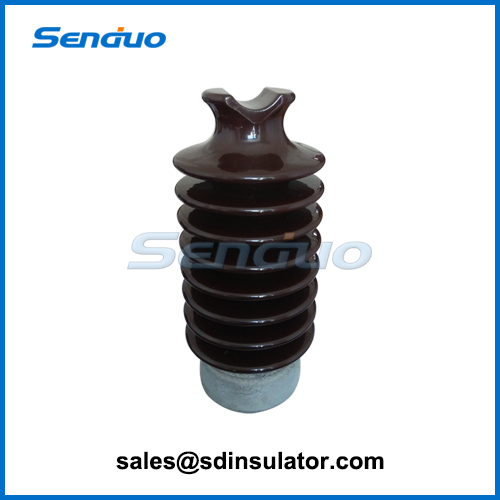ANSI 57-3 insulator post type for overhead line