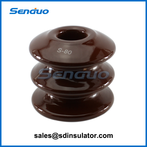 ED-2C, S80 LT Porcelain Shackle Type Insulators
