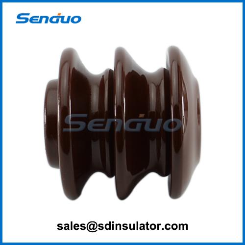 ED-2C, S80 LT Porcelain Shackle Type Insulators-Senduo Insulator