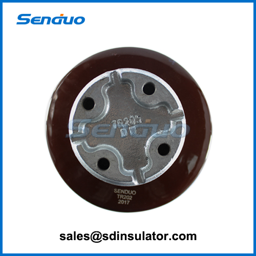 Ceramic Station Post insulator tr202-www.sdinsulator.com
